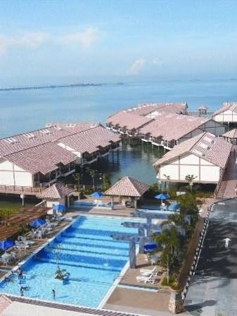 Legend Water Chalets at Port Dickson