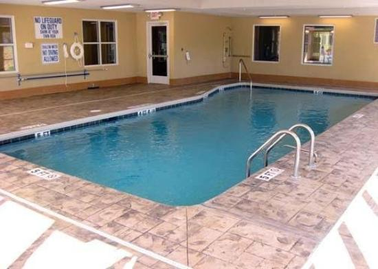 Comfort Suites Rock Hill: Pool
