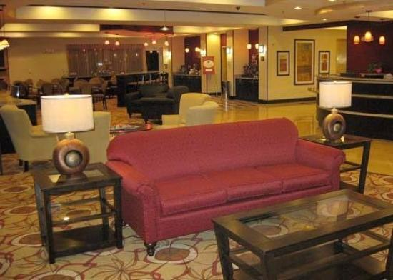 Comfort Suites Rock Hill: Lobby