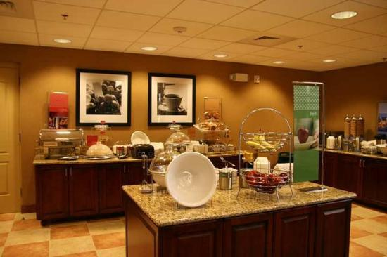 Hampton Inn & Suites Ocala - Belleview: Restaurant