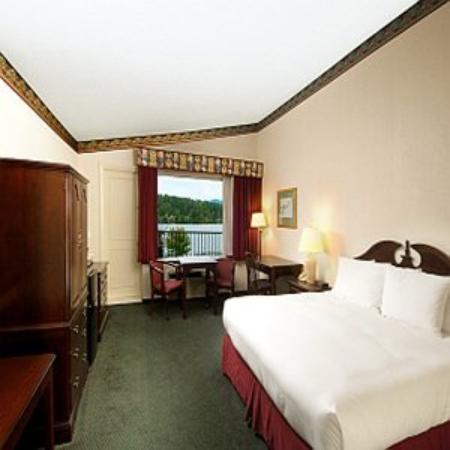 Lakeview Motor Inn: Room