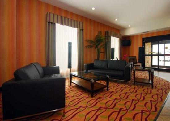 Comfort Suites Dallas: Lobby