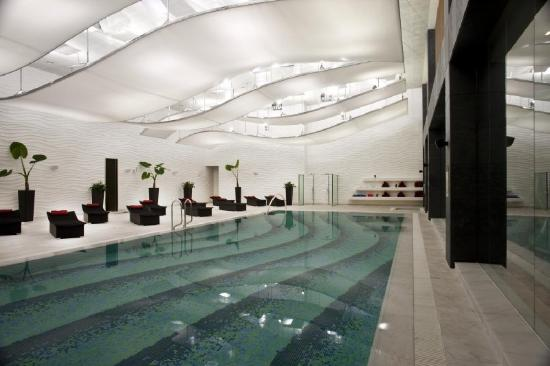 Sheraton Incheon Hotel: Indoor Swimming Pool