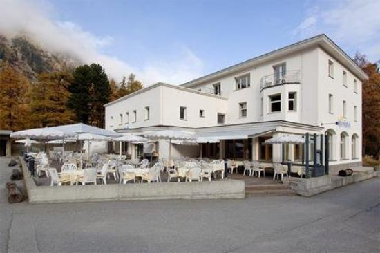 Hotel Restaurant Morteratsch