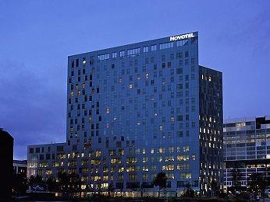 Novotel Barcelona City