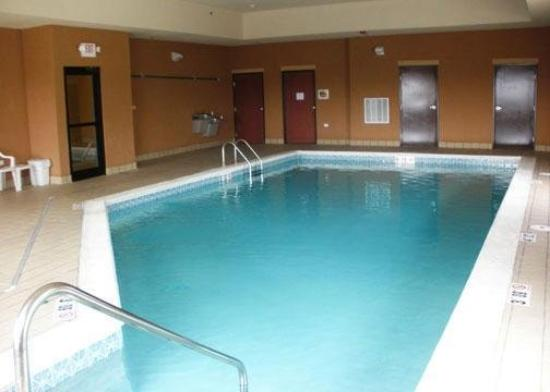Comfort Inn & Suites Carbondale: Pool