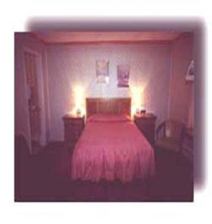 The Red Sled: Guest Room