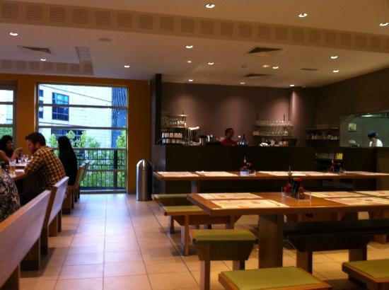 Wagamama Brindly Place Picture Of Wagamama Brindley
