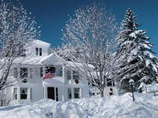 Madison, NH: Millbrook Winter