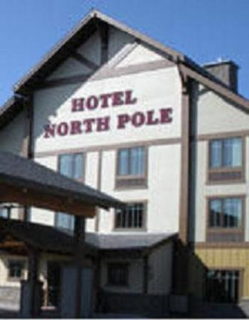 ‪‪Hotel North Pole‬: Exterior view‬