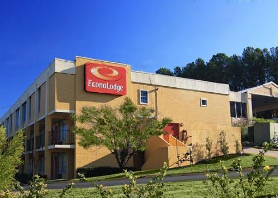Econo Lodge Conley: Exterior