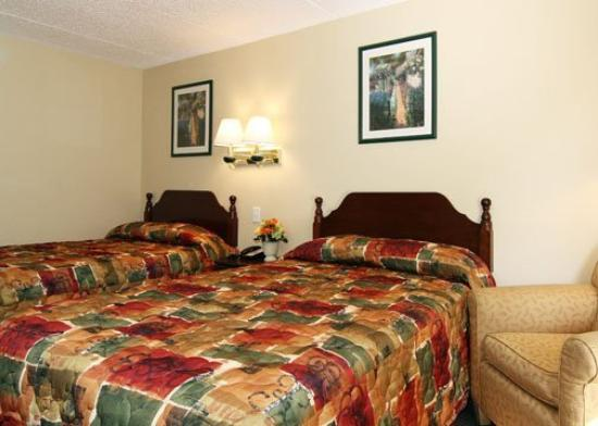 Econo Lodge Conley: Guest Room