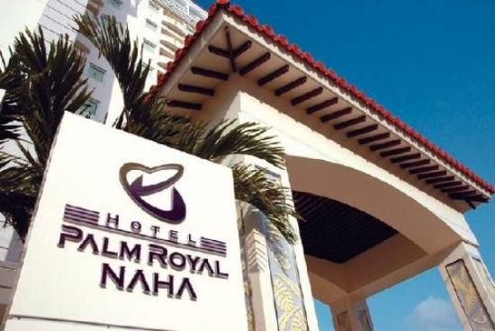 Hotel Palm Royal Naha