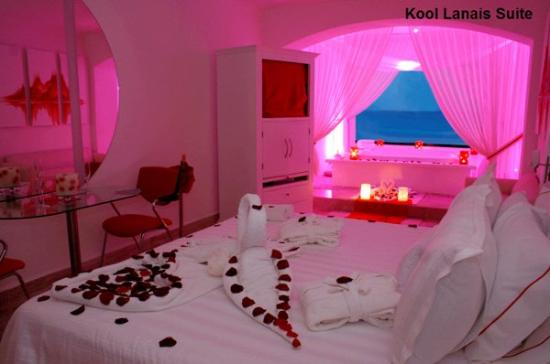 Bel Air Collection Resort & Spa Cancun: Honeymoon Suite