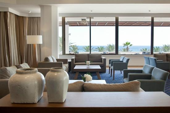 Alion Beach Hotel: Muses lounge