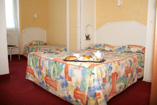 Comfort Hotel Regina: Chambre