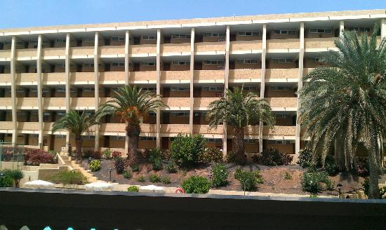 View from the irish centre picture of jardin del for Apartamentos jardin del atlantico playa del ingles