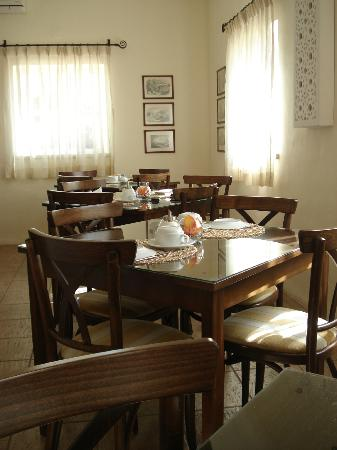 Vila Nova de Santo Andre, Portugal: Breakfast Room