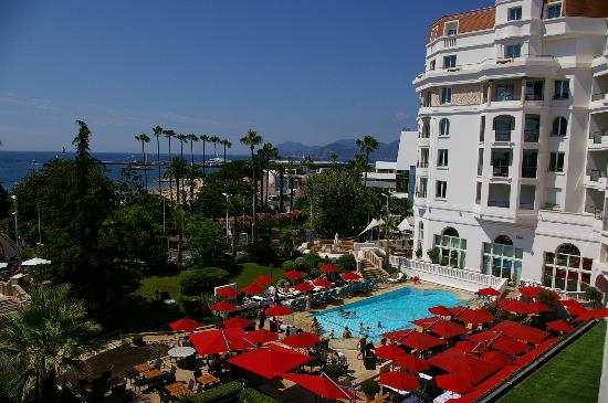 Photo of Majestic Barriere Cannes