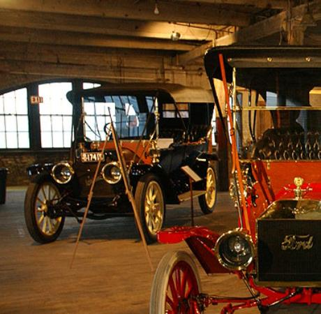 The Ford Piquette Avenue Plant