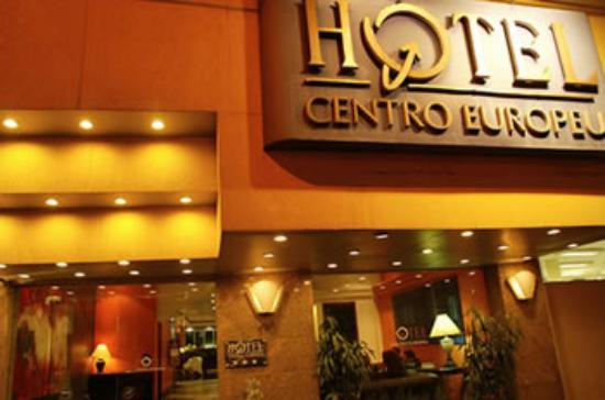 Hotel Centro Europeu Estacao
