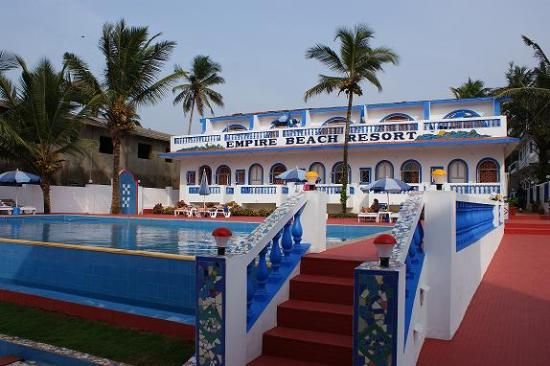 Photo of Empire Beach Resort Hotel Calangute