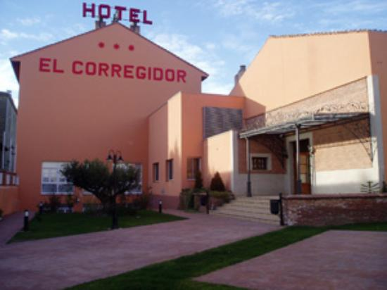 Hotel El Corregidor