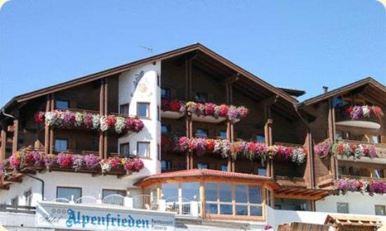 Hotel Alpenfrieden