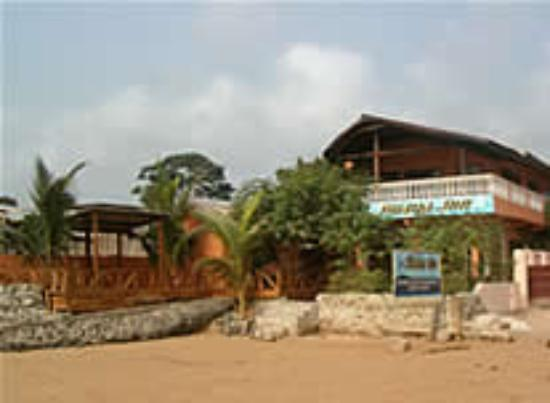 busua beach resort ghanak