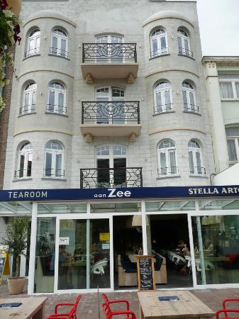 Photo of Hotel Aan Zee De Panne