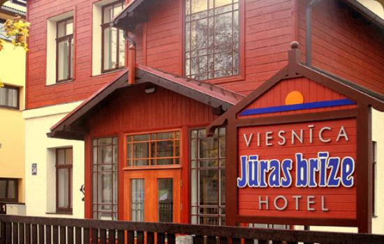 Photo of Hotel Juras Brize Ventspils