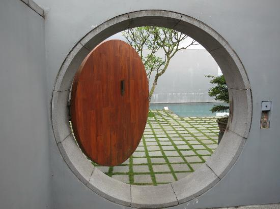 The Lalu Sun Moon Lake: Room door