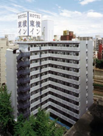 Toyoko Inn Shin-Osaka Chuoguchi  Honkan