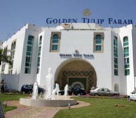 Golden Tulip Farah Rabat