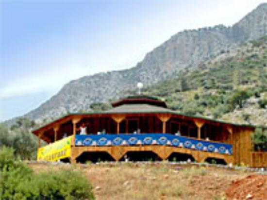 Yesil Vadi Pension-Camping
