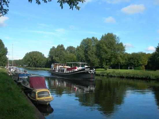 Hotelboat Zwaan
