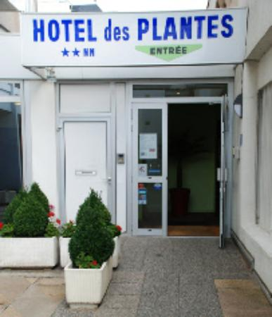 Hotel Des Plantes