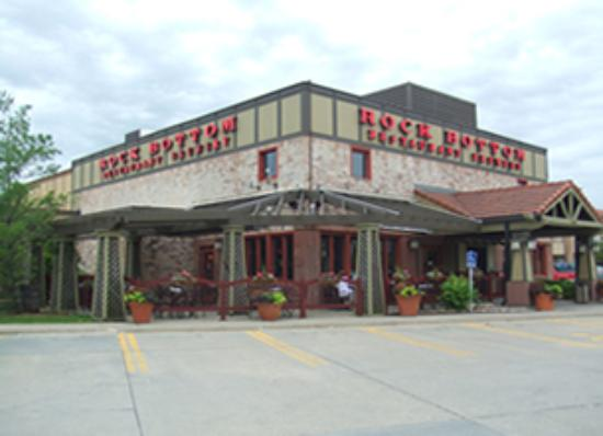 Rock Bottom Restaurant Brewery West Des Moines Ia