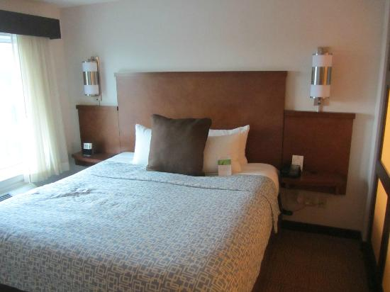 Hyatt Place Bethlehem: King Bed
