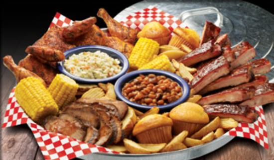 Famous dave 39 s bar b que bellevue menu prices for Food for bar b q