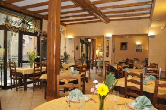 Hotel Restaurant Le Saint Clement