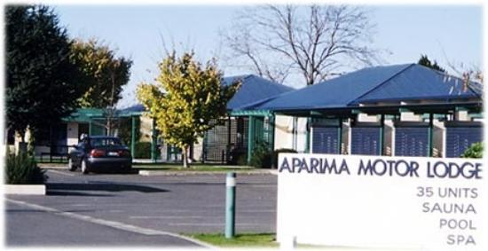 Aparima Motor Lodge