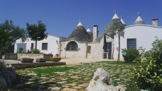 Bed and breakfast Trulli sotto LA CUPA