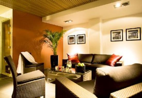 BEST WESTERN PLUS Time Hotel: Lounge