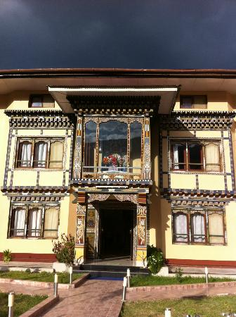 Hotel Tashi Phuntshok