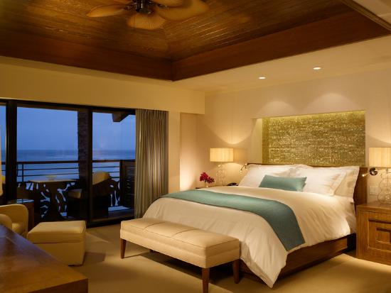 Koa Kea Hotel &amp; Resort: Deluxe Ocean Front King