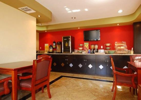 Quality Inn & Suites Near Knott's Berry Farm: Restaurant