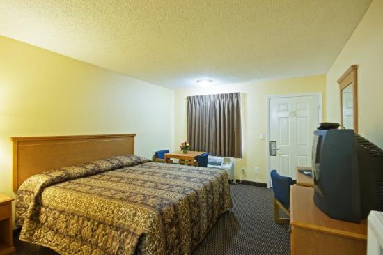 Americas Best Value Inn Pryor: Standard King 2