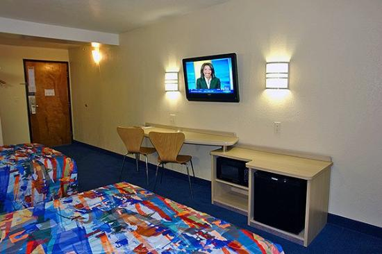 Motel 6 Oklahoma City: Interior