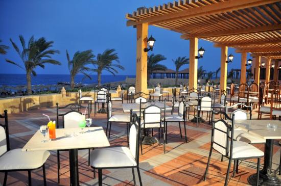 Resta Reef Resort: Terrace